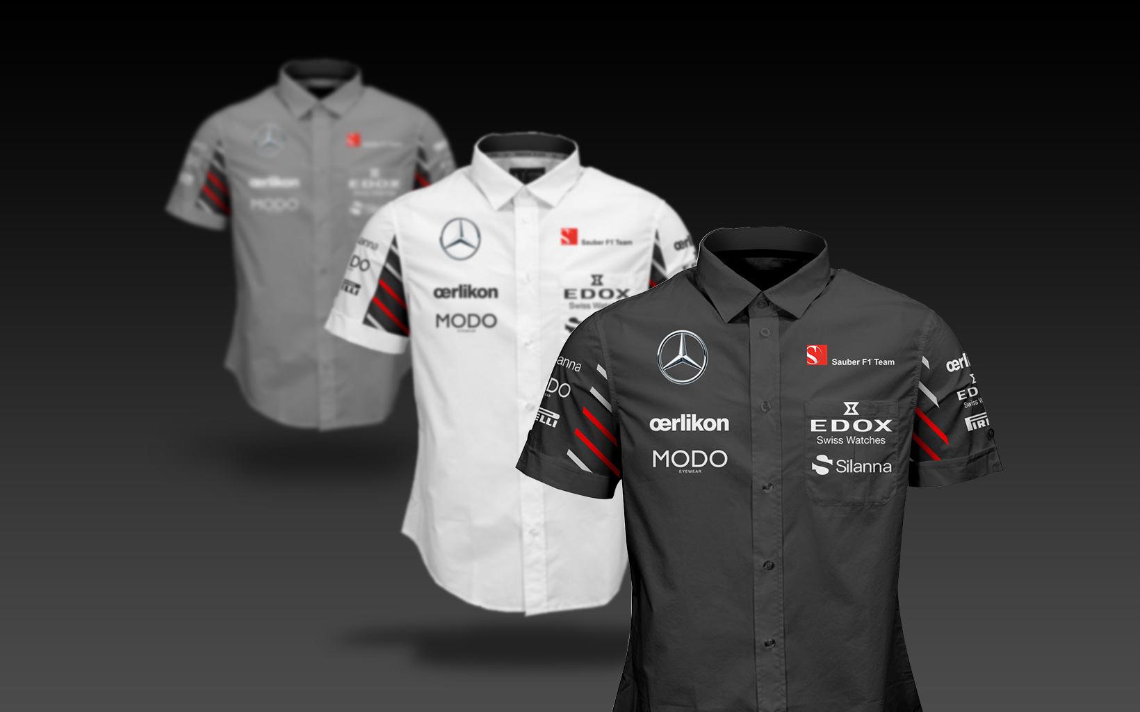 Andwerndesign 2016 Sauber Mercedes F1